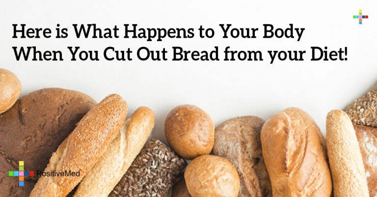 Here is What Happens to Your Body When You Cut Out Bread from your Diet!