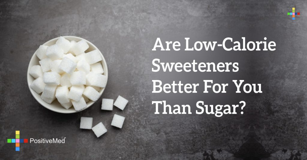 Are Low-calorie Sweeteners Better for You than Sugar?