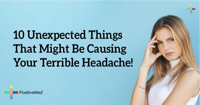 10 Unexpected Things That Might Be Causing Your Terrible Headache!