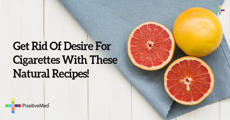 Get Rid Of Desire For Cigarettes With These Natural Recipes!