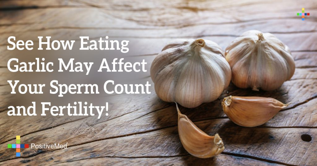 See How Eating Garlic May Affect Your Sperm Count and Fertility!
