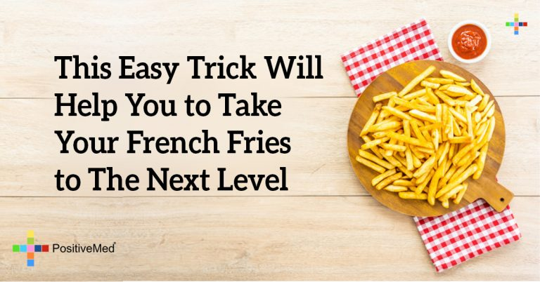 This Easy Trick Will Help You to Take Your French Fries to The Next Level