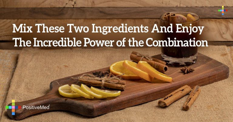 Mix These Two Ingredients And Enjoy The Incredible Power of the Combination