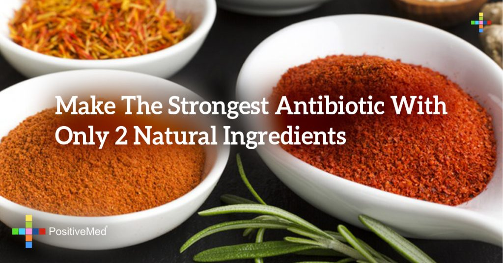 Make The Strongest Antibiotic With Only 2 Natural Ingredients