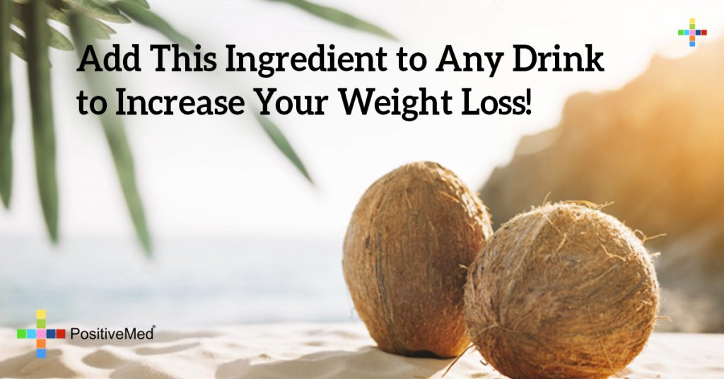Add This Ingredient to Any Drink to Increase Your Weight Loss!