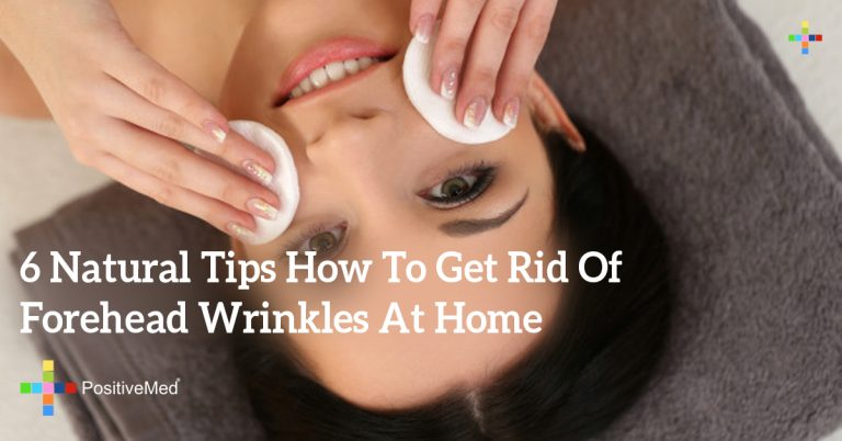 6 Natural Tips How To Get Rid Of Forehead Wrinkles At Home