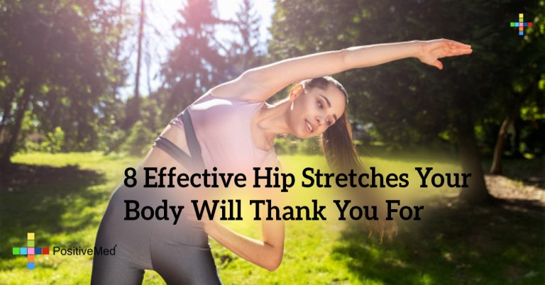 8 Effective Hip Stretches Your Body Will Thank You For