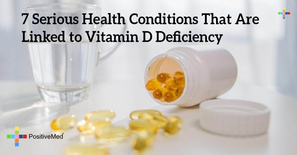 7 Serious Health Conditions That Are Linked to Vitamin D Deficiency
