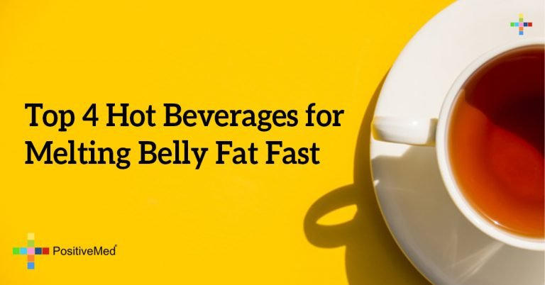 Top 4 Hot Beverages for Melting Belly Fat Fast