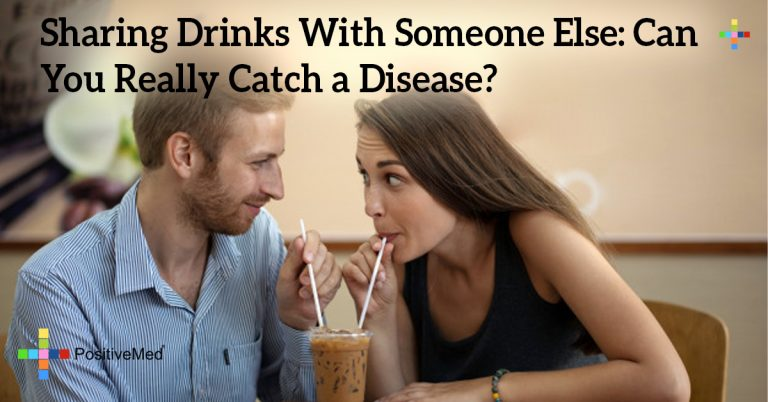 Sharing Drinks With Someone Else: Can You Really Catch a Disease?