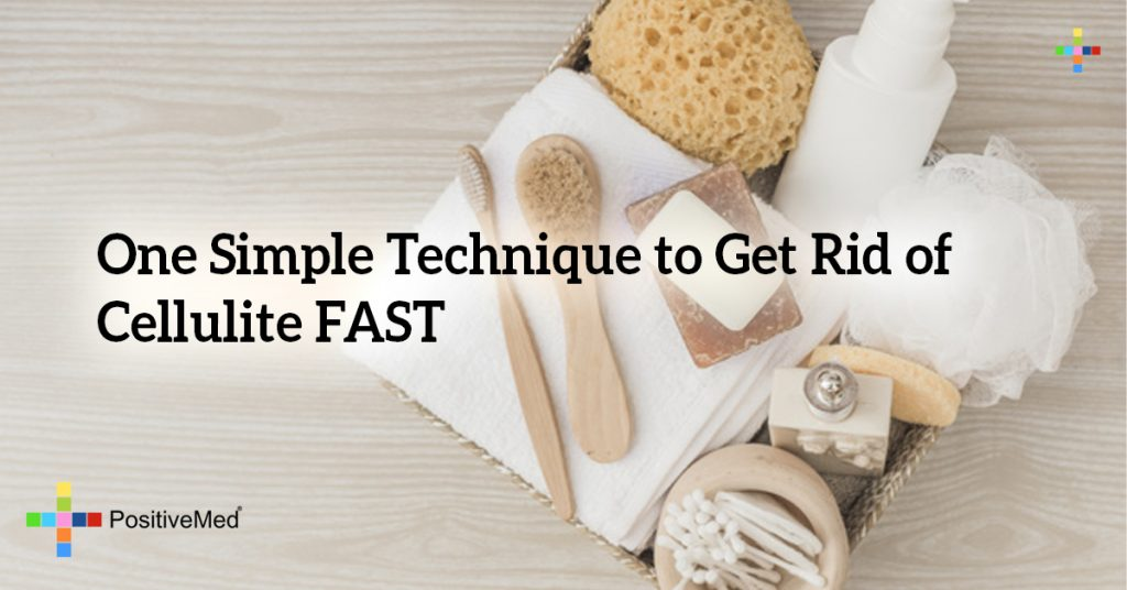 One Simple Technique to Get Rid of Cellulite FAST
