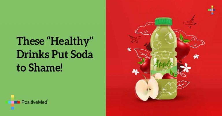 "These ""Healthy"" Drinks Put Soda to Shame!"