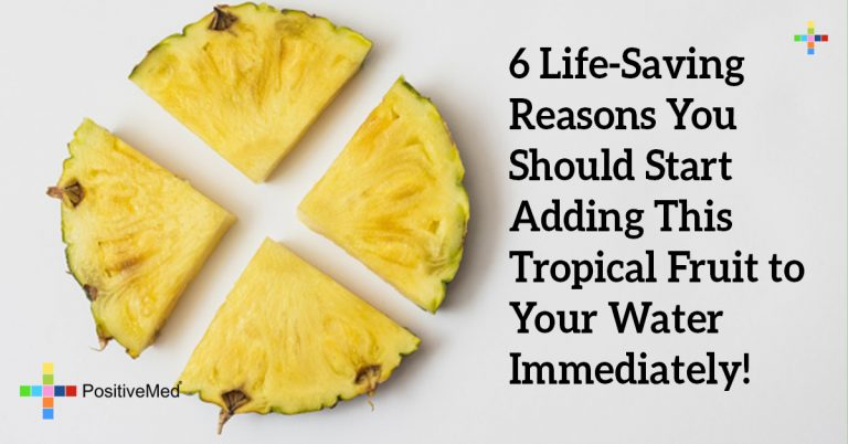 6 Life-Saving Reasons You Should Start Adding This Tropical Fruit to Your Water Immediately!