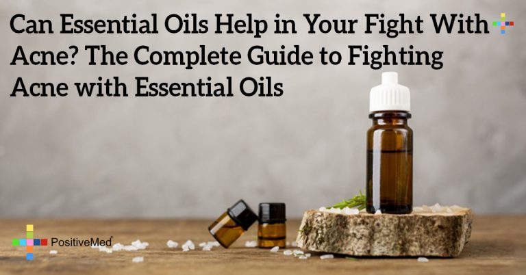 Can Essential Oils Help in Your Fight With Acne? The Complete Guide to Fighting Acne with Essential Oils