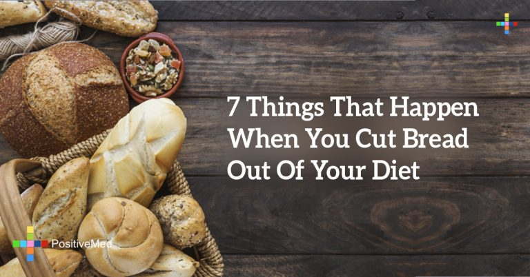 7 Things That Happen When You Cut Bread Out Of Your Diet