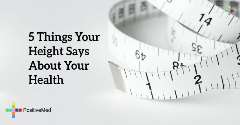 5 Things Your Height Says About Your Health