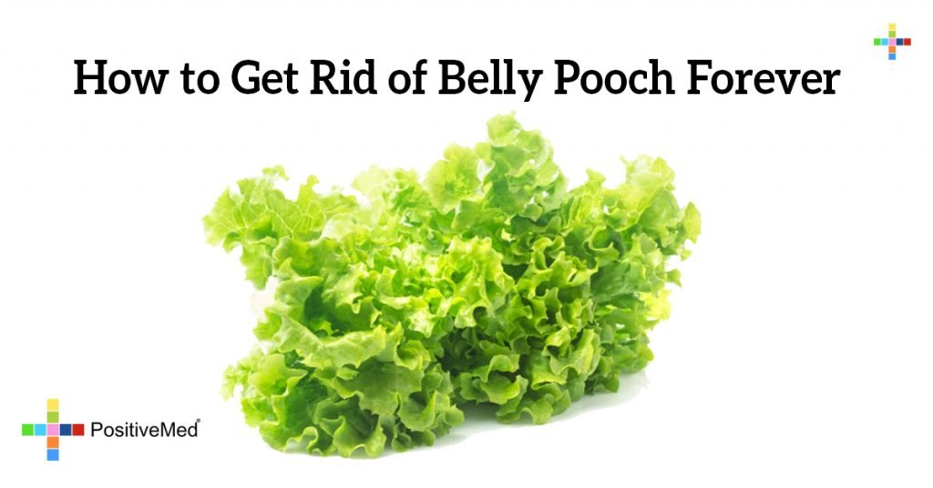 How to Get Rid of Belly Pooch Forever