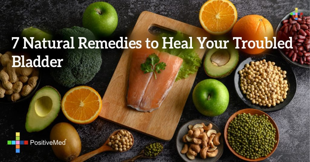 7 Natural Remedies to Heal Your Troubled Bladder