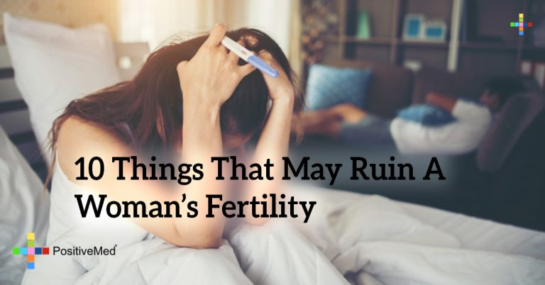 10 Things That May Ruin A Woman's Fertility