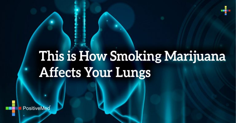 This is How Smoking Marijuana Affects Your Lungs