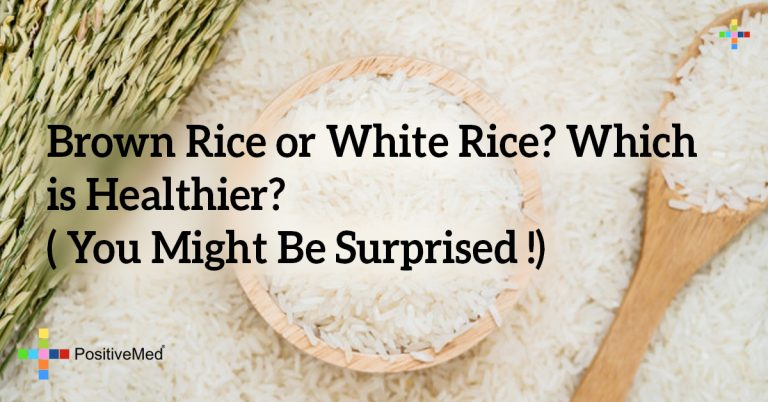 Brown Rice or White Rice? Which is Healthier? ( You Might Be Surprised !)