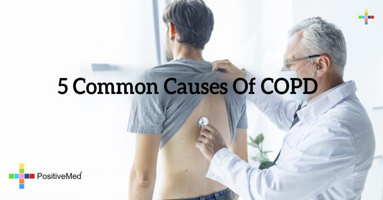 5 Common Causes Of COPD