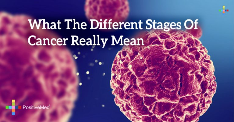 What The Different Stages Of Cancer Really Mean