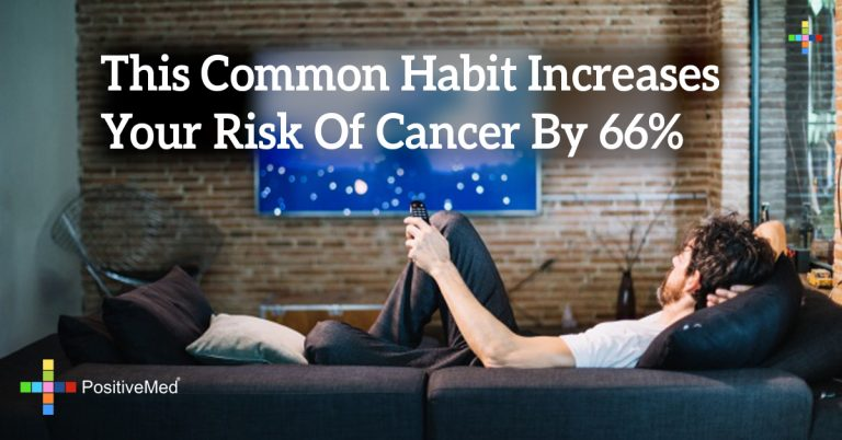 This Common Habit Increases Your Risk Of Cancer By 66%