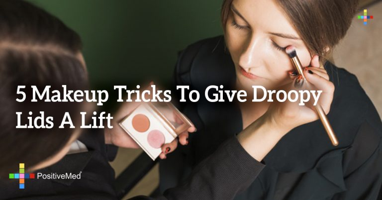 5 Makeup Tricks To Give Droopy Lids A Lift