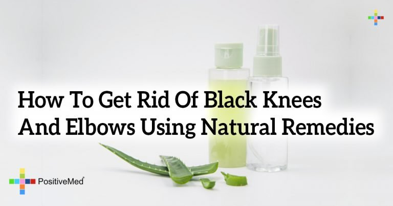 How To Get Rid Of Black Knees And Elbows Using Natural Remedies