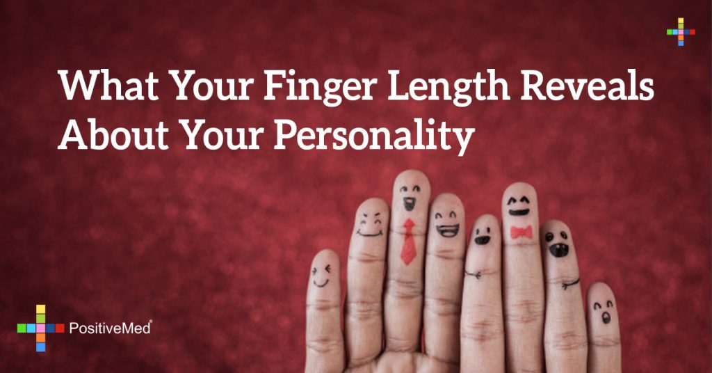What Your Finger Length Reveals About Your Personality