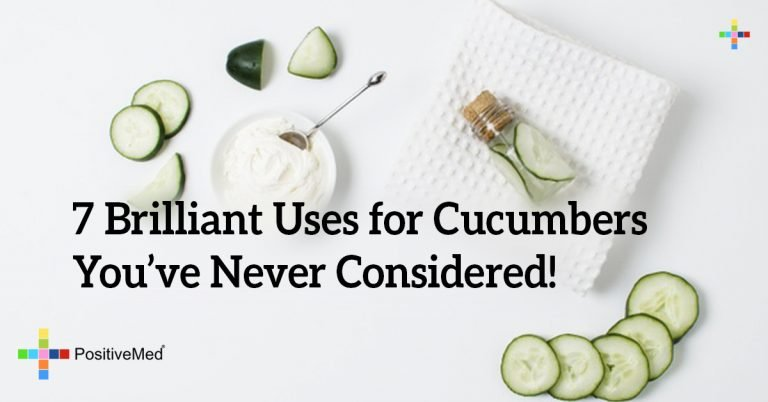 7 Brilliant Uses for Cucumbers You've Never Considered!