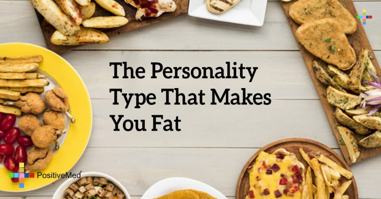 The Personality Type That Makes You Fat