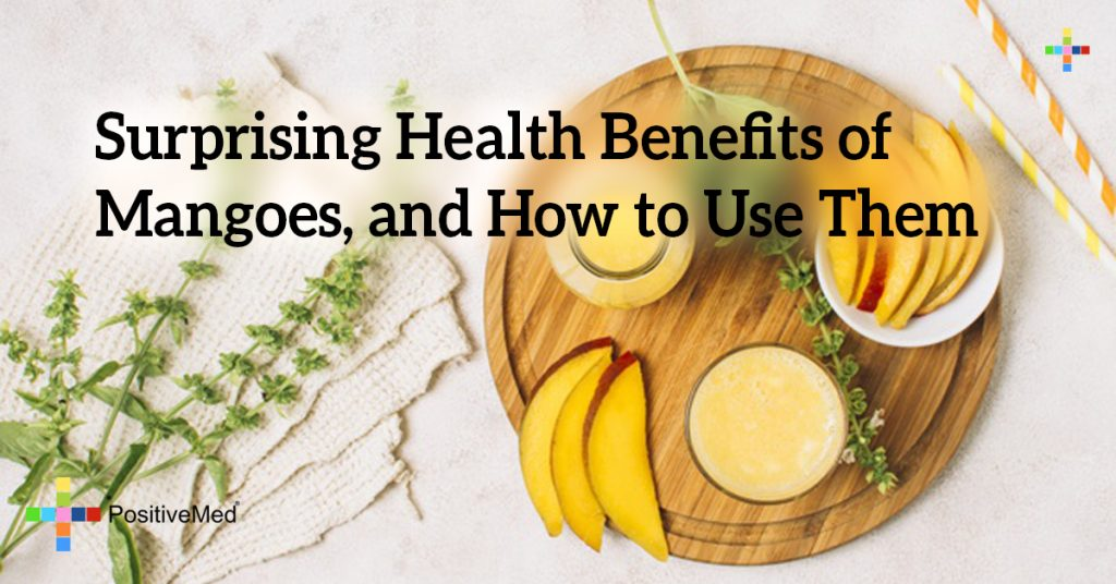 Surprising Health Benefits of Mangoes, and How to Use Them