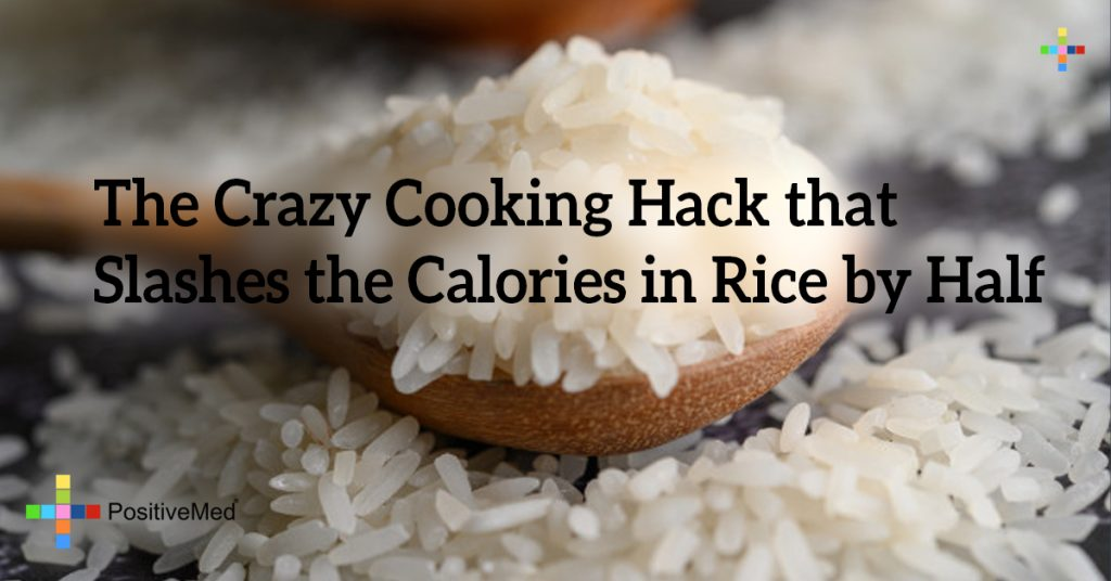 The Crazy Cooking Hack that Slashes the Calories in Rice by Half