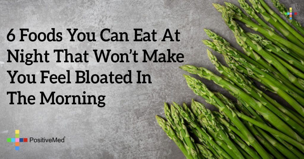 6 Foods You Can Eat At Night That Won't Make You Feel Bloated In The Morning
