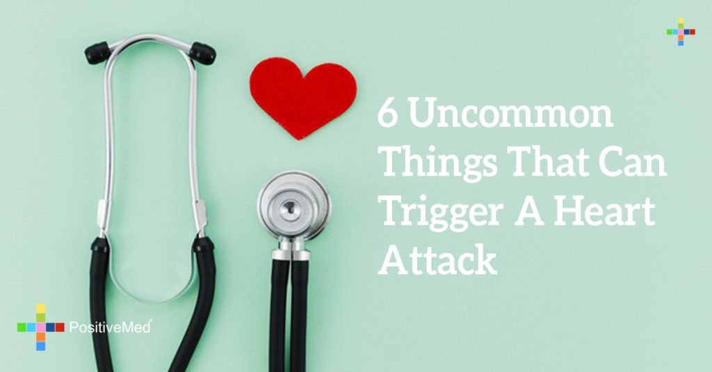 6 Uncommon Things That Can Trigger A Heart Attack