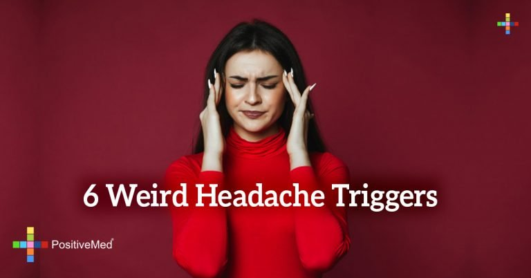 6 Weird Headache Triggers