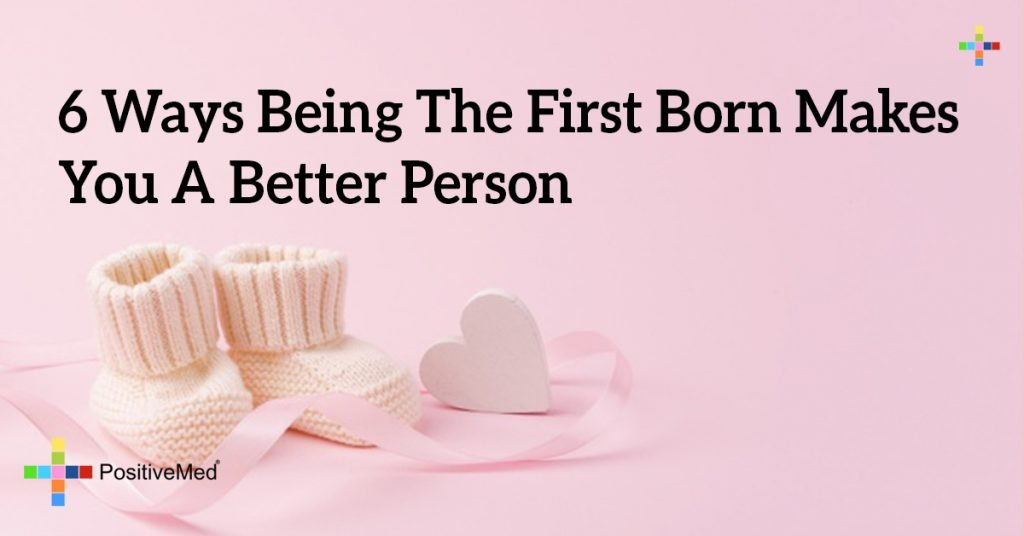 6 Ways Being The First Born Makes You A Better Person