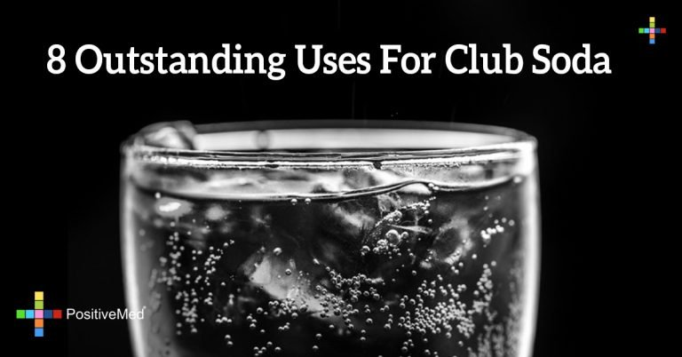 8 Outstanding Uses For Club Soda