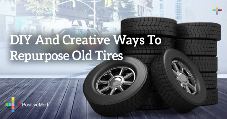 DIY And Creative Ways To Repurpose Old Tires