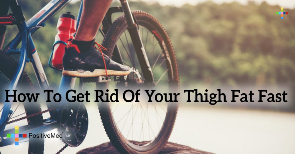 How To Get Rid Of Your Thigh Fat Fast