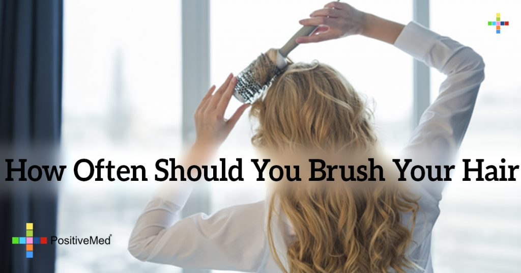 How Often Should You Brush Your Hair