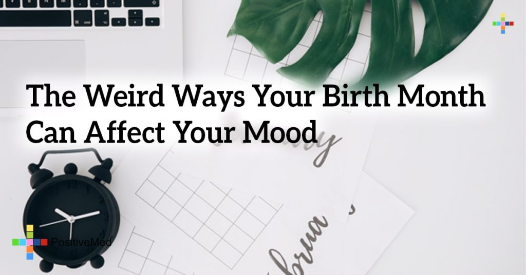 The Weird Ways Your Birth Month Can Affect Your Mood