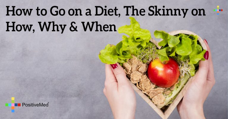 How to Go on a Diet, The Skinny on How, Why & When