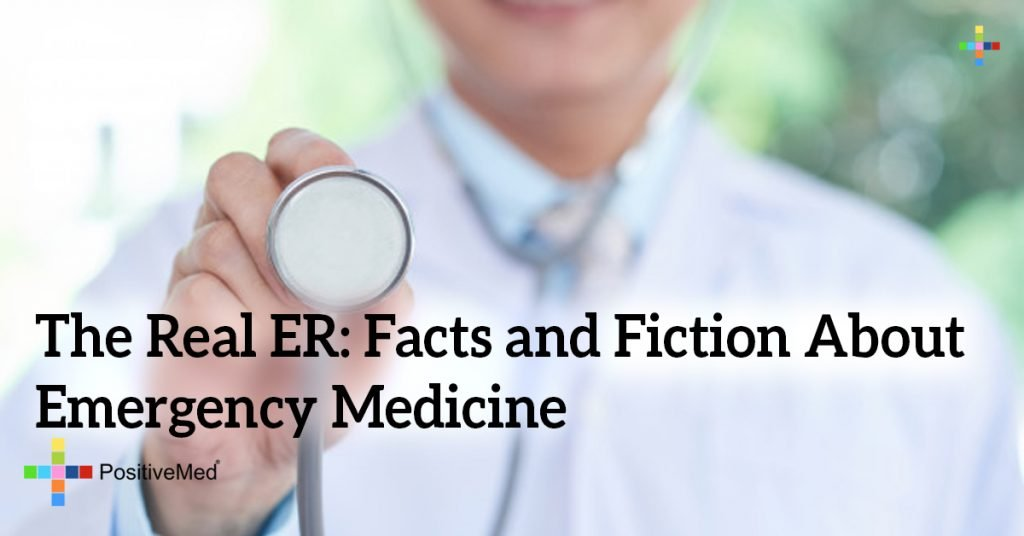 The Real ER: Facts and Fiction About Emergency Medicine