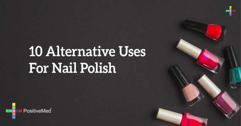 10 Alternative Uses For Nail Polish