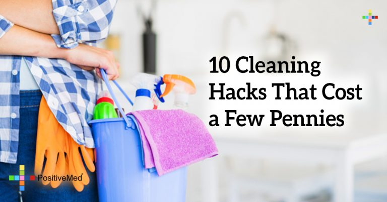 10 Cleaning Hacks That Cost a Few Pennies
