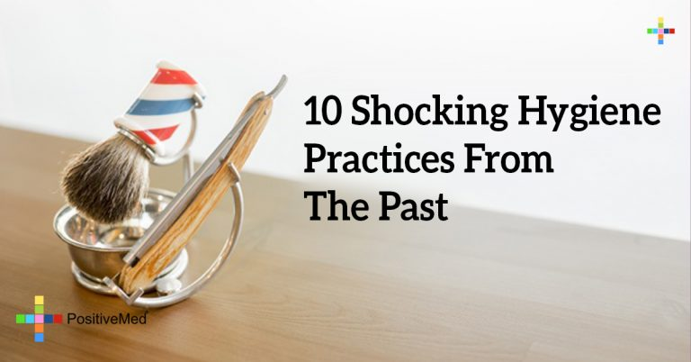 10 Shocking Hygiene Practices From The Past