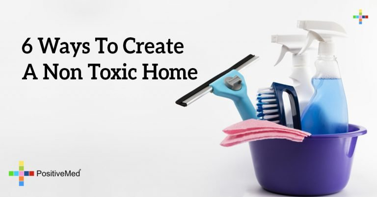 6 Ways To Create A Non Toxic Home